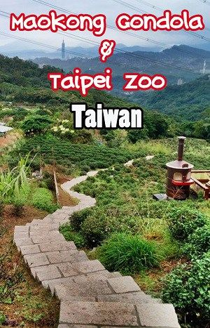 #cheap carribbean #Maokong Gondola and Taipei Zoo Cheap Activities near Taipei Pin me for later! Unlike other capital cities I ve been to, I love Taipei. There s so many fun things to do there than…
