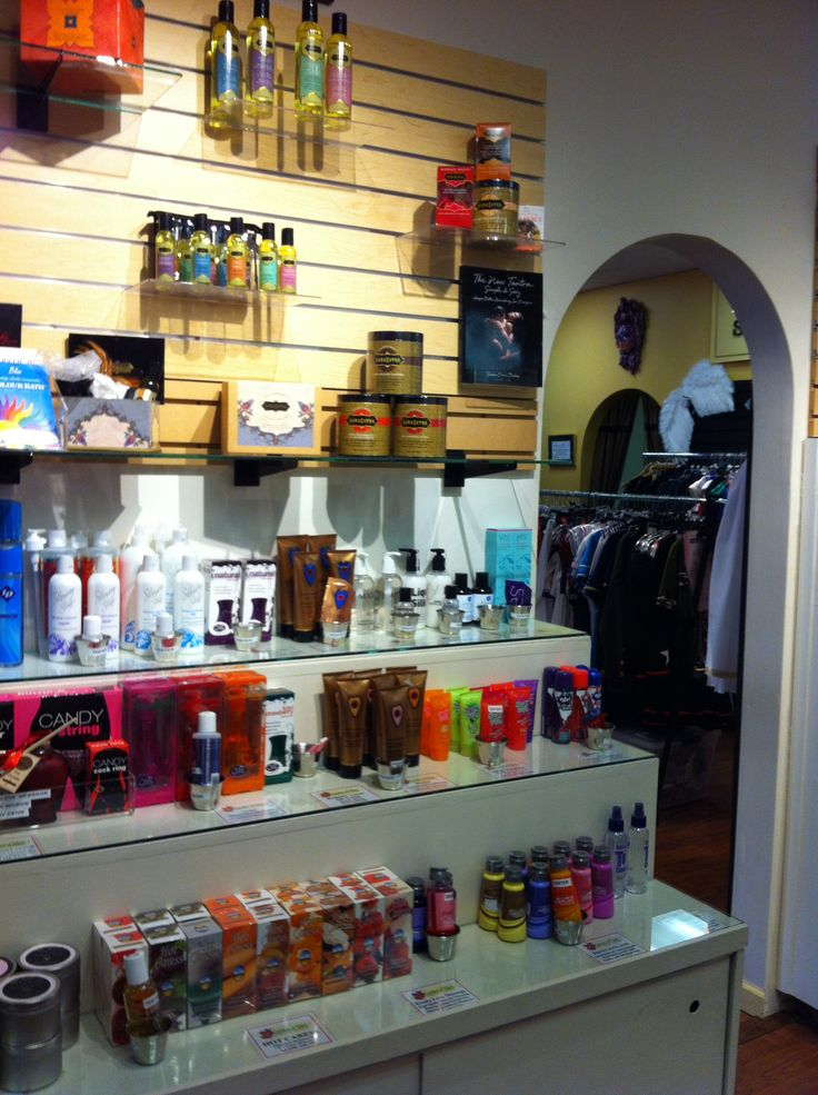 More Lubricants and Massage oils inside our store