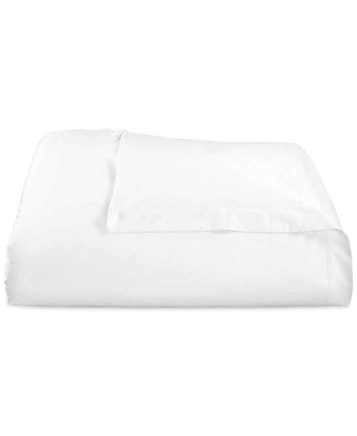 Hotel Collection 825 Thread Count Supima Cotton White King Duvet Cover / $500 #HotelCollection #Modern