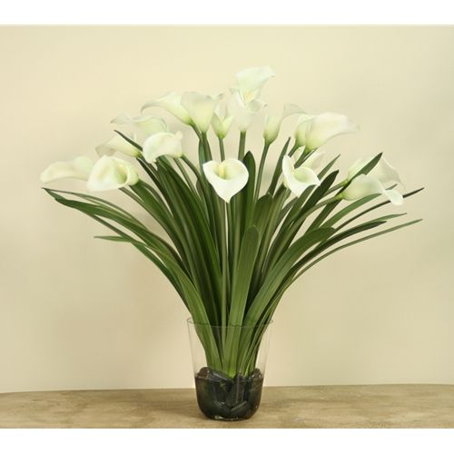 how to clean silk flower arrangements