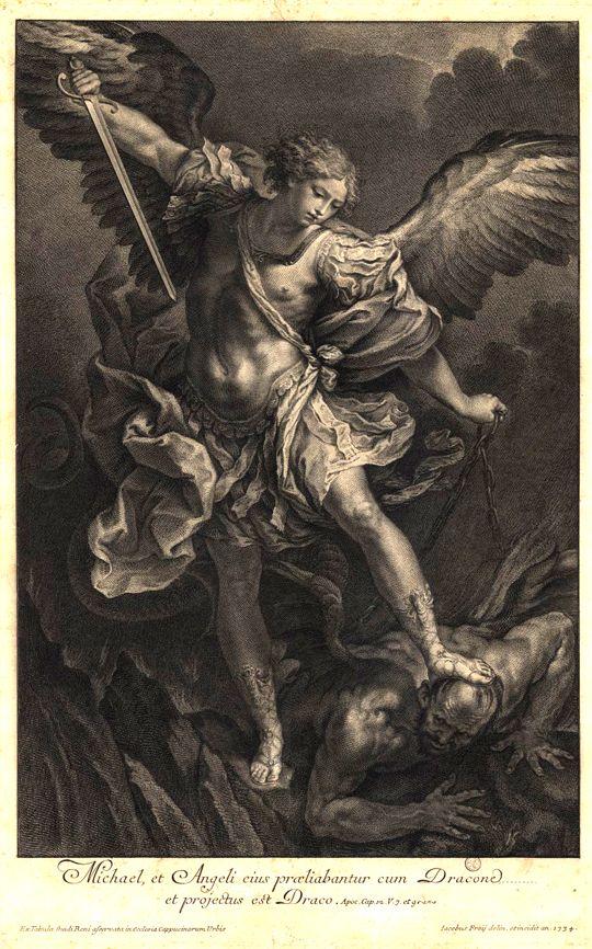Arcanjo São Miguel, desejando eu fazer parte do número dos Vossos devotos e servos, a Vós hoje me consagro, me dou e me ofereço e ponho-me a mim próprio, a minha família e tudo o que me pertence debaixo da Vossa poderosíssima proteção.
