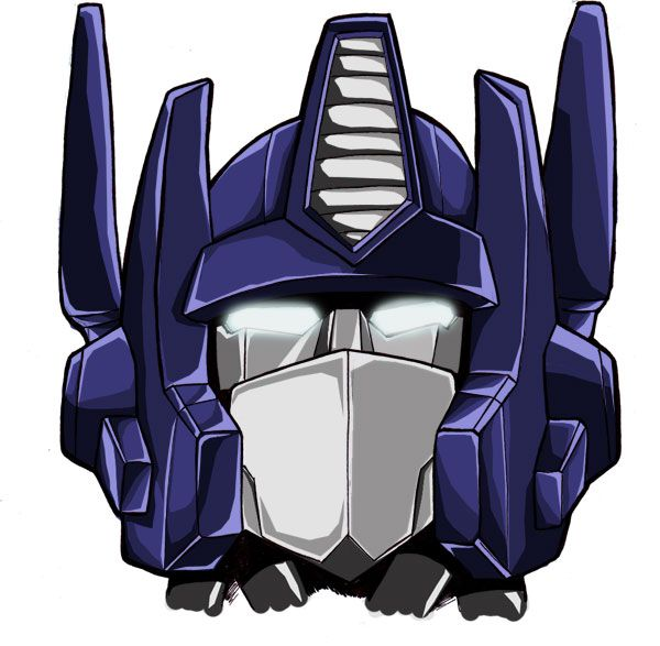 optimus prime face coloring page google search - Optimus Prime Face Coloring Pages