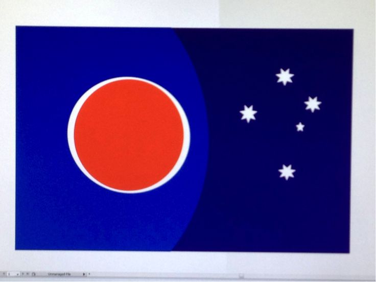 F14 https://www.facebook.com/annette.cremer1?fref=photo Nette Cremer honest feedback on a entry into the new australian flag comp #Ausflags