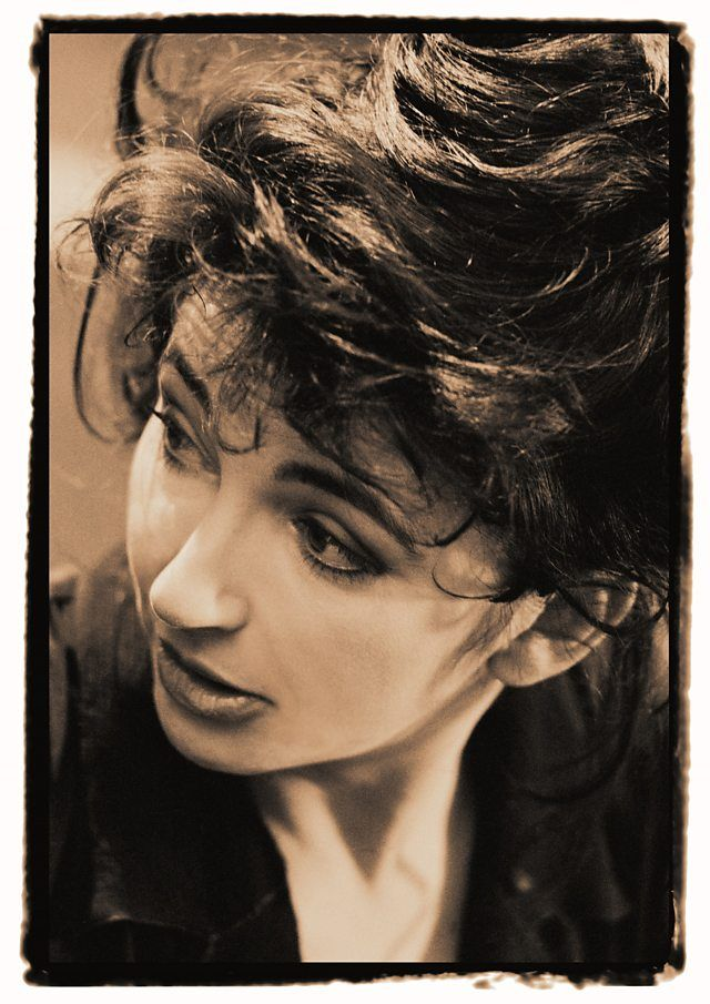 BBC Arts - BBC Arts - 10 years with Kate Bush: Rare photographs of the singer at…
