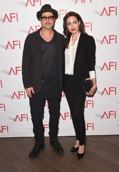 Angelina Jolie Photos: Arrivals at the 15th Annual AFI Awards
