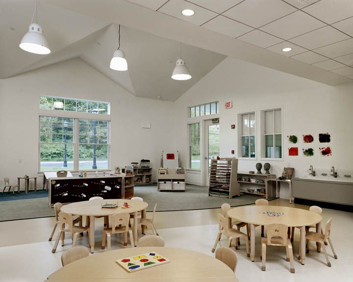 Classroom Design In Preschool : Preschool classroom design effects on child competency