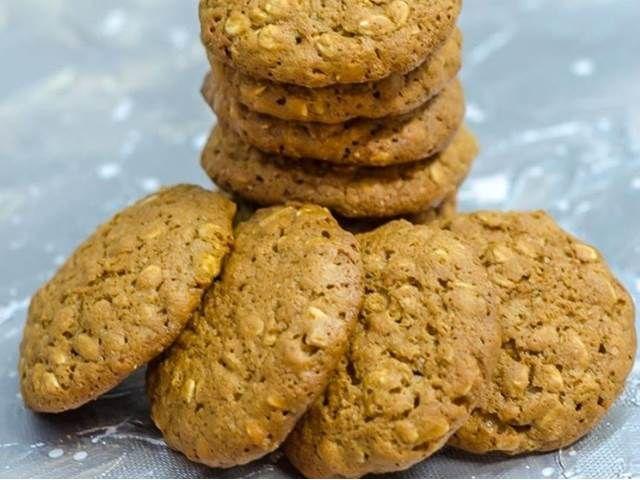 Upečte si doma sušenky! Není na tom nic složitého.