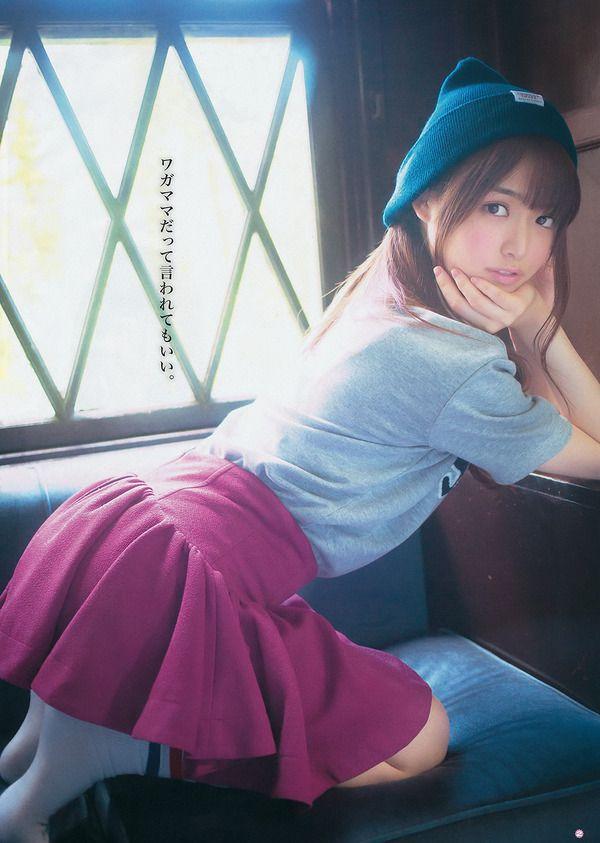 Sayuri Matsumura (pop idol-Japan) 松村沙友理(アイドル)