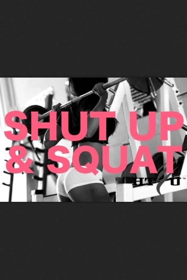 Fitness Motivation Miracle Motivational Quote The New Glucose Revolution  Shut Up And Squat!