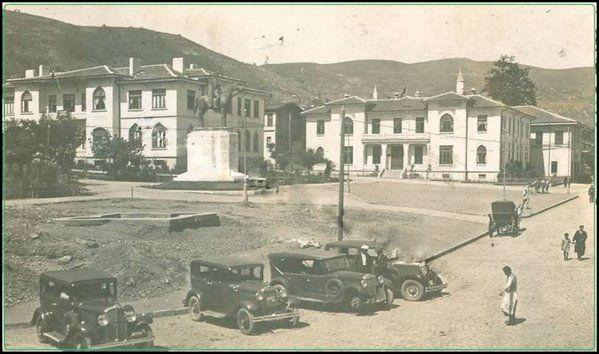 Bursa-Hükümet Meydanı-1936