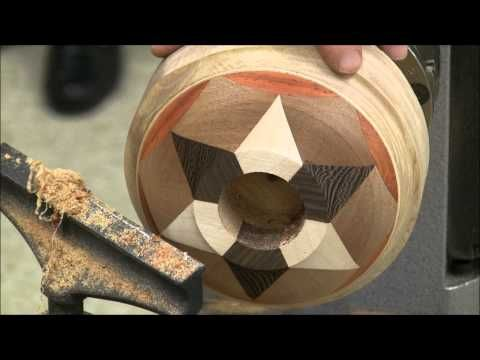 Segmented Turning by Don Russell (Part 2 of 4) - YouTube