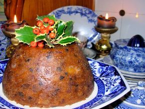 I discovered this recipe in an old Victorian scrapbook that I bought in a second hand book shop; the original recipe dates back to 1880, and was the prized Christmas Pudding recipe of the Cook at a Manor House in the North of England. I have made it many times and given smaller versions away as gifts to friends - the lovely thing about this pudding is that it IS fruity and boozy, but it is NOT heavy and stodgy, it is very light for a steamed pudding; this is due to the fact that the recipe…