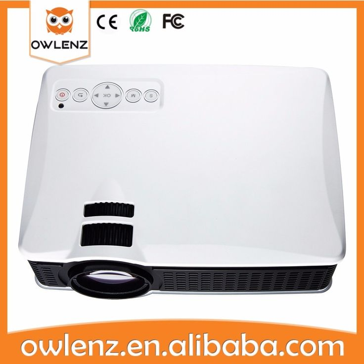 Owlenz SD60 small mini mobile projector pocket size portable wifi projector