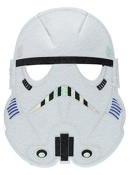 Stormtrooper Fancy Dress Costume, read reviews and buy online at George at ASDA. Shop from our latest range in Kids. They'll take every costume party by stor...