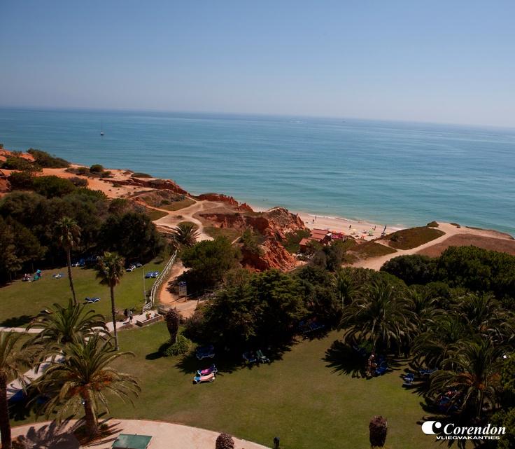 Het populaire Algarve ligt in het zonovergoten zuidelijke deel van Portugal!