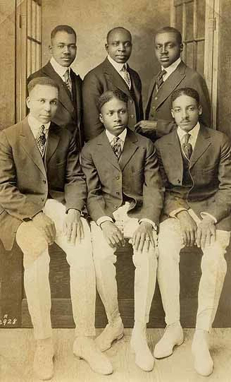 William Levi Dawson and the Tuskegee Institute Singers