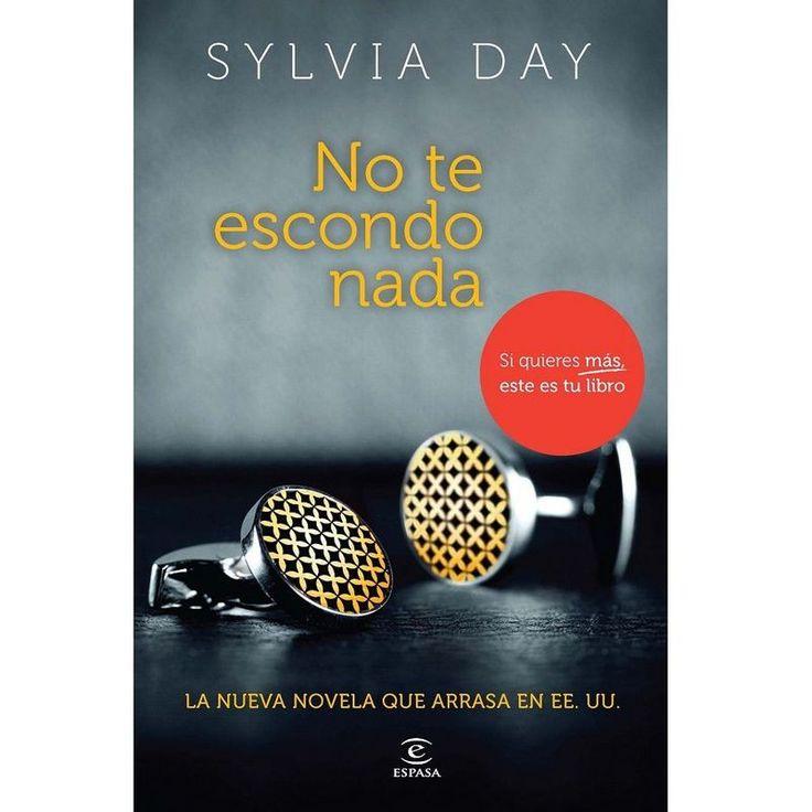 LIBRO NO TE ESCONDO NADA BY SILVIA DAY (#NOVELA ) - lencería-sexshop-juguetes eróticos xxx - divinas locuras