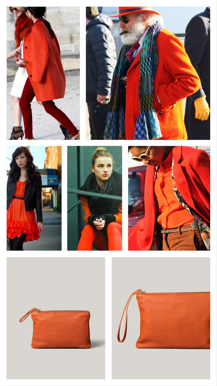 Brussosa <3 orange in winter