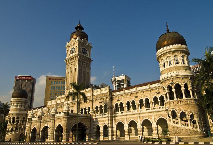 Sultan Abdul Samad Building - Historical Landmark in Kuala Lumpur
