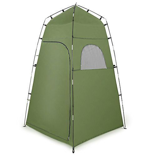 Portable Privacy Tent Terra Hiker Camping Toilet Changing Room Outdoor Waterproof With Windows Private Beach