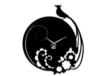 Настенные часы павлин1 http://4asiki.in.ua/original/40-originalnye-nastennye-chasy-pavlin.html
