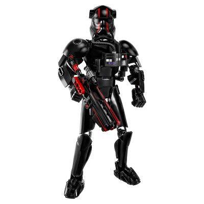 Lego Constraction Star Wars Elite Tie Fighter Pilot 75526