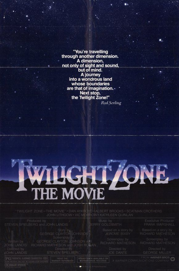 Vic Morrow Accident | There is currently no trailer for the movie Twilight Zone: The Movie ...