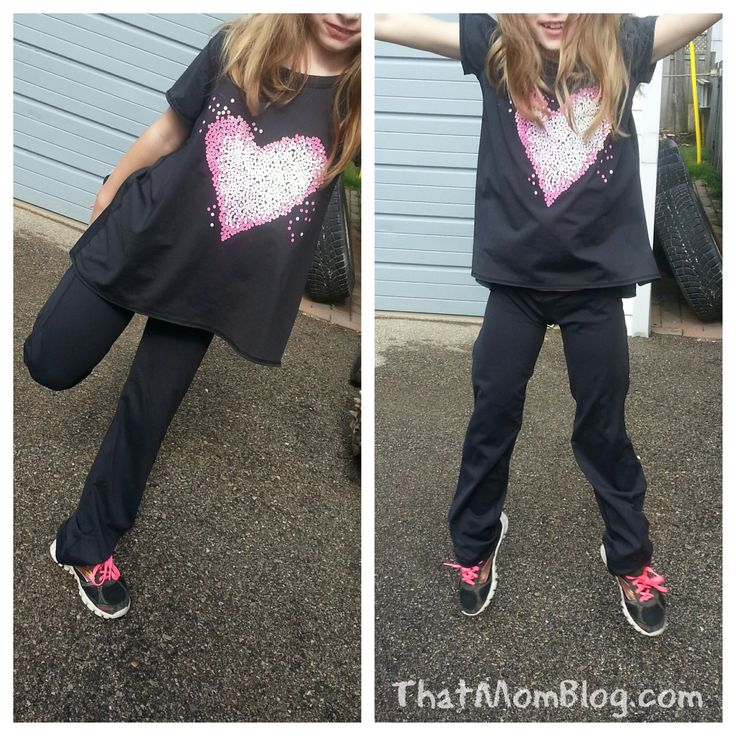 FLASH #Giveaway! Get fit with YOUR little woman with @SearsCanada #SearsPureNRG |
