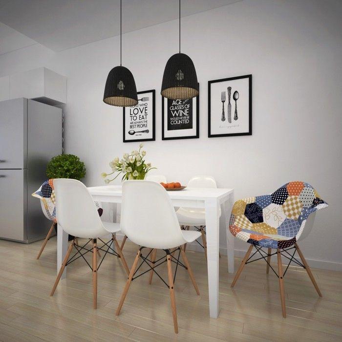 17 Best Ideas About Esszimmer Weiß On Pinterest | Weiße Küche ... Esszimmer Einrichten Creme Weiss