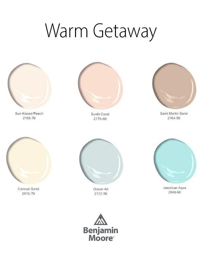 Best 25 pastel paint colors ideas on pinterest for Warm interior paint colors