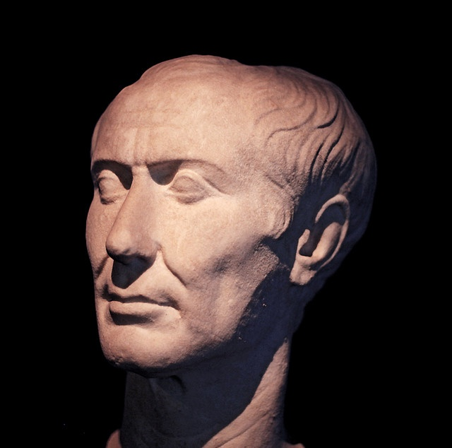 The Tusculum Portrait -- the only one we have made before Caesar's death?
