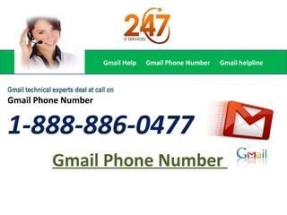 Google tech support number 1888 886 0477  For more help contact 1888 886 0477 or visit http://www.vsolutionsupport.com/gmail-customer-service  Protect your password. Of course, start by making sure your password is well chosen and not shared. ... Set up 2-step verification. Google's version of two-factor authentication, referred to as 2-step verification (2SV), can also be accessed from the Security tab on the Account Settings page. ... Check your settings.    Gmail Tech Support Number…