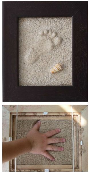 Sweet way to preserve childhood memories! I wish I had known about this when my girls were little!