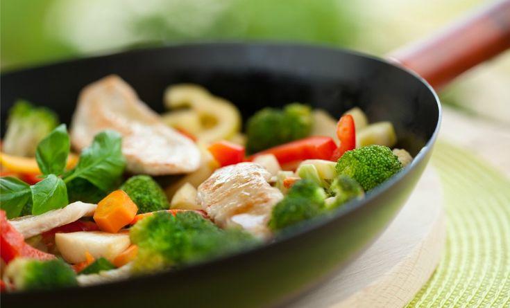 Cucinare con il wok è l'ideale se si vogliono ridurre i grassi e i tempi di cottura. Ecco le ricette più facili da preparare con il wok.