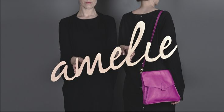 Amelie ---> Every bag has her own name #small #bouganville #bag