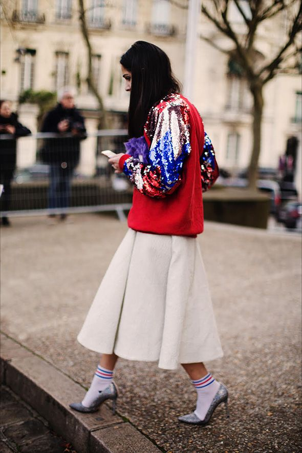On the Scene…Before Miu Miu, Paris