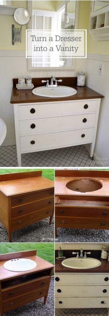 DIY Ideas Of Reusing Old Furniture 17
