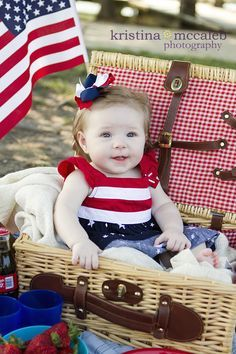 cute 4th of july baby outfits