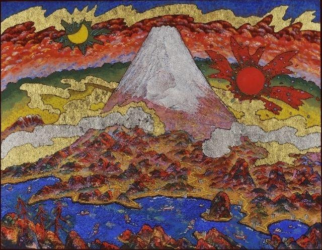 開館40周年記念 -生命の讃歌- 絹谷幸二展(静岡県)