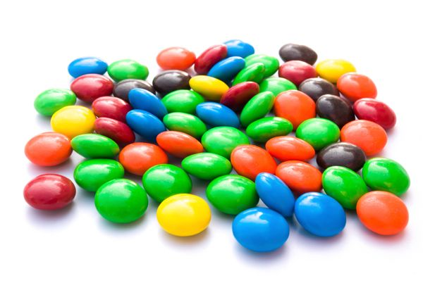 #ColourfulCandies - Skittles Candy.