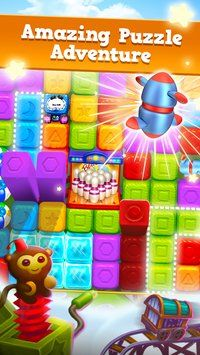 Toy Blast(Mod Unlimited Lives,Boosters,100 Moves) Is Puzzle GAME . Download Toy Blast(Mod Unlimited Lives,Boosters,100 Moves) Apk With Direct Link Is Free!