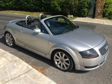 2002 Audi Tt Convertible   New Doe 0814 For Sale in Kiltiernan, Dublin from CarsMan2013