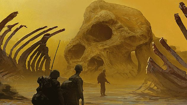 New Kong: Skull Island Concept Art, Interviews and More featured ...