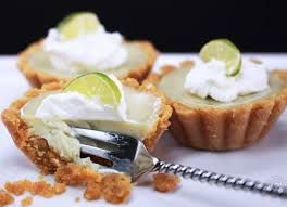 "charliesweight: "" KEY LIME TARTS Phases 1-4 Serves: 2 Ideal Protein servings (unrestricted) Makes approximately 6 tarts Filling 4 + 1 packets of True Lime flavouring (approximately 1 level teaspoon) 3 ounces of water Splenda or Stevia, to taste 1..."
