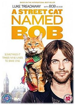 A street cat named Bob #ταινίες #σινεμά #movies #cinema
