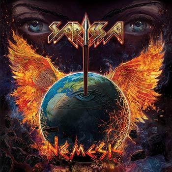 SARISSA – Nemesis #album #new_album #album_presentation #metal #sarissa