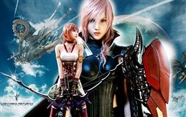 Relâmpagos Returns: Final Fantasy XIII