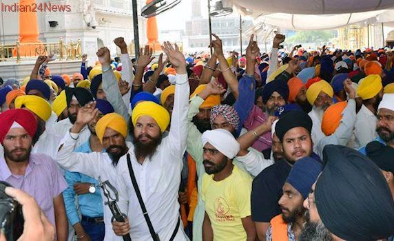 Operation Blue Star: Sikh rights group seeks UN probe