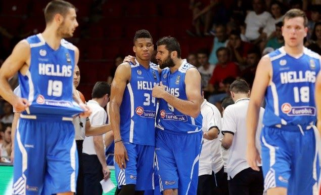 Άνοδος για Ελλάδα, τρίτη στα Ranking της FIBA (pic)