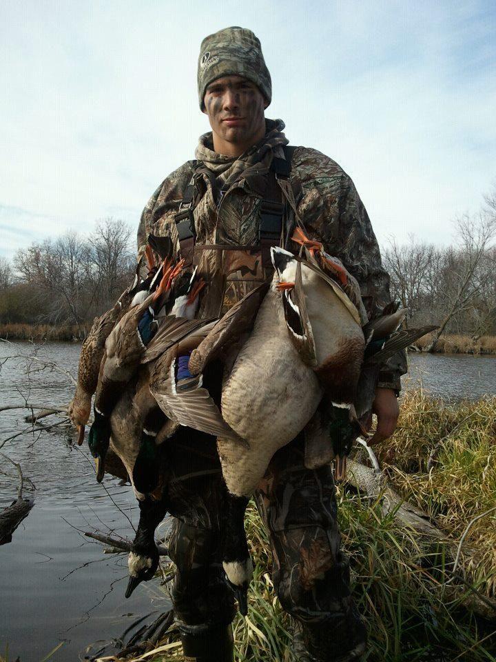 Great waterfowl hunt!
